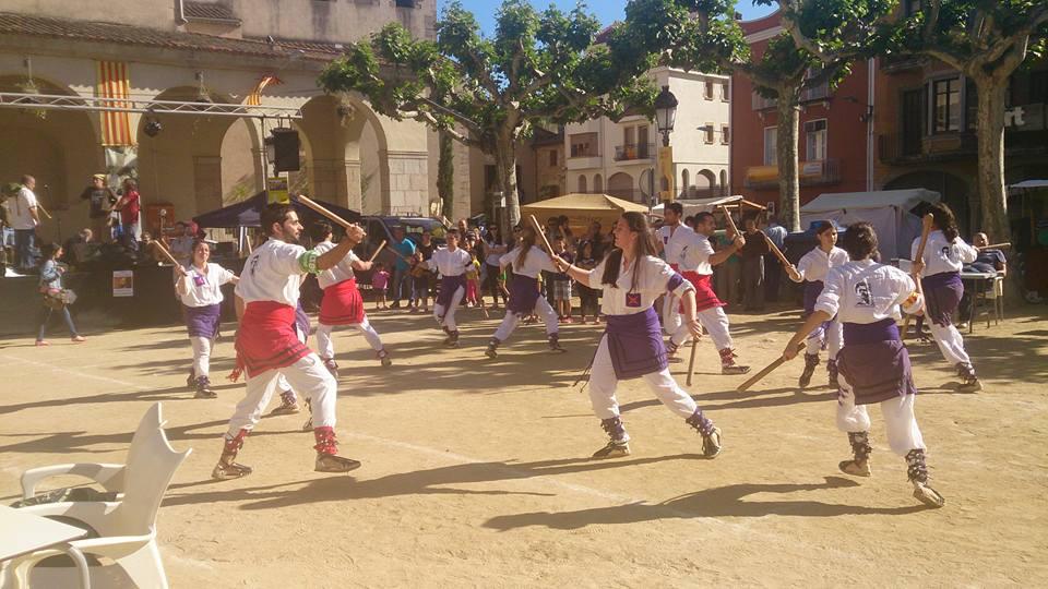 Bastoners Quico Sabaté, Revolta 2015