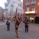Trabucaires d'en Serrallonga, Revolta '15