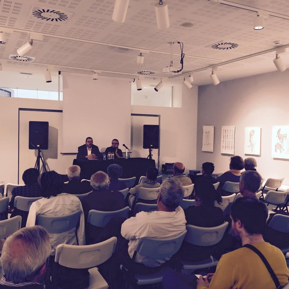 Manel Güell, conferència Revolta '15