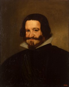 Conde-Duque de Olivares, Velazquez