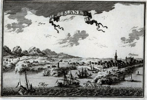Blanes 1668