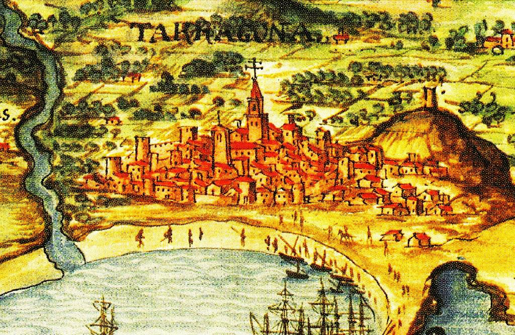 Tarragona 1634