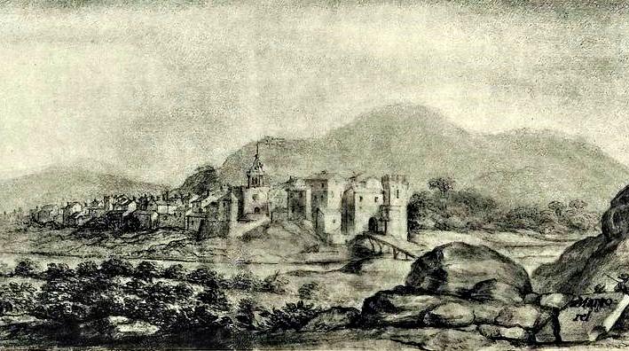 Martorell al 1668