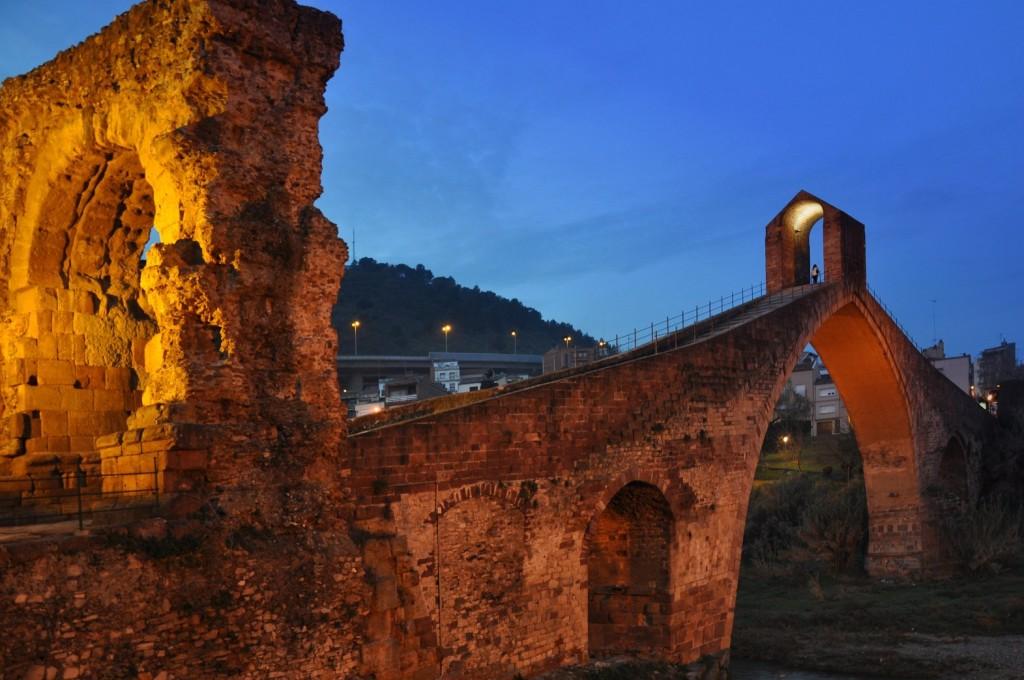 Pont del Diable, Martorell,