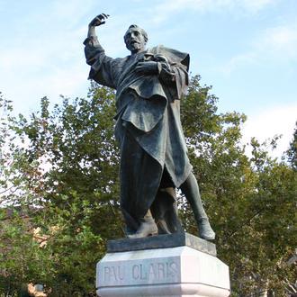 Monument a Pau Claris, Passeig Lluís Companys. Barcelona.