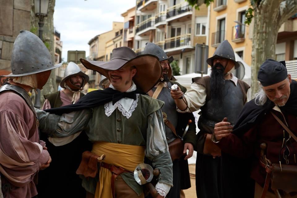 L'Agutzil Reial Miquel Joan de Montrodon ja volta per la vila!